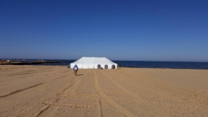 Statewide-Party-Rentals-Ludington-MI-tent-on-the-lake