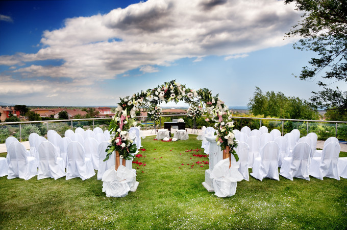 Wedding Arches & Furnishing Rentals