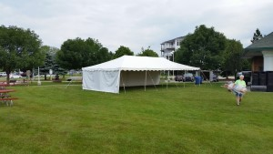 Renting a Tent for Your Outdoor Party | Statewide Party ...